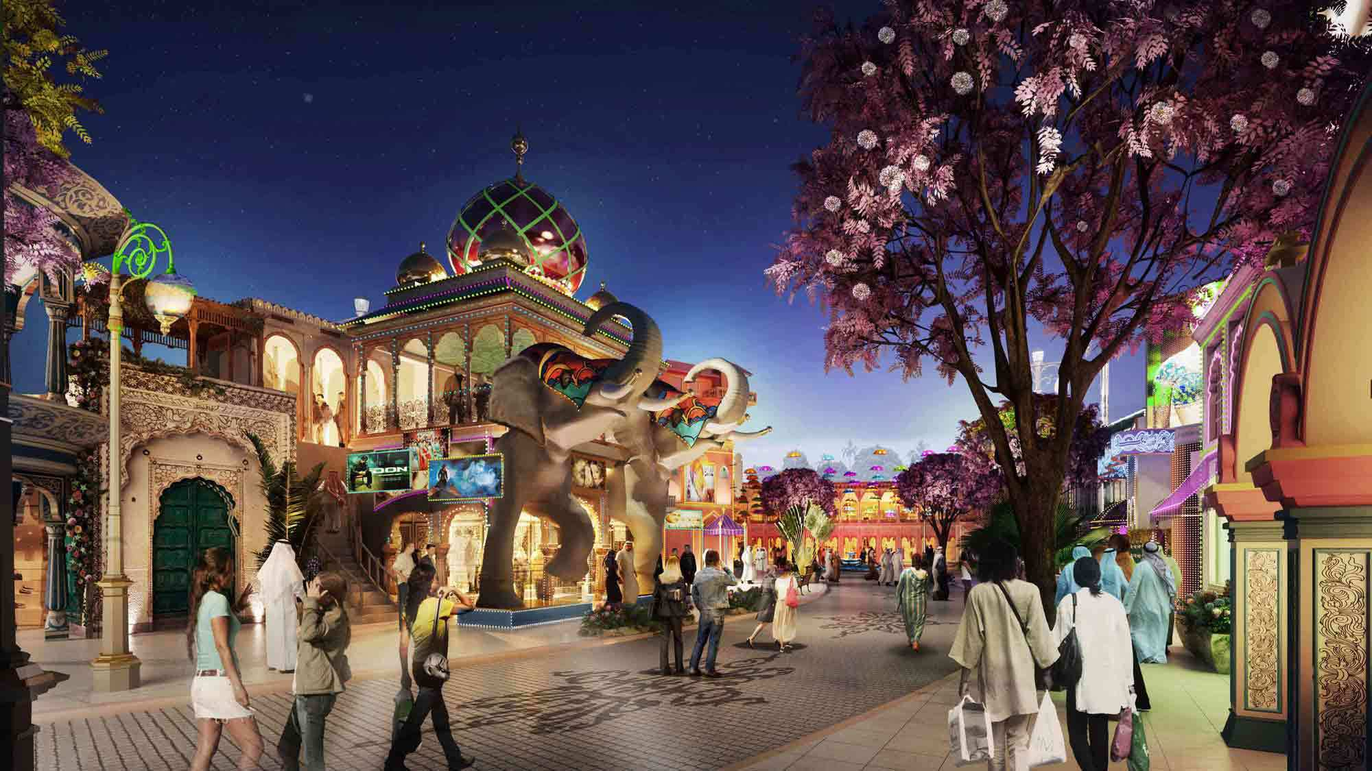 Motiongate Dubai, Hollywood-inspired theme park now open Tra