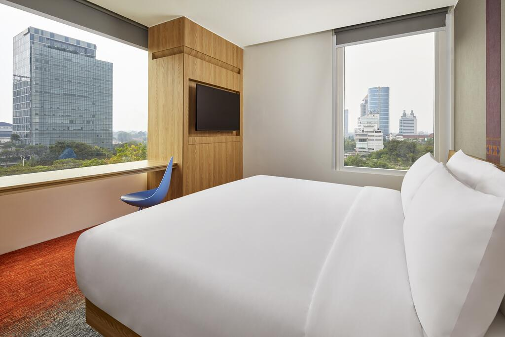 Aloft Hotels Opens Second Hotel In Jakarta Indonesia Travel Span Is India S Leading Magazine In Corporate And Luxury Travel Brand
